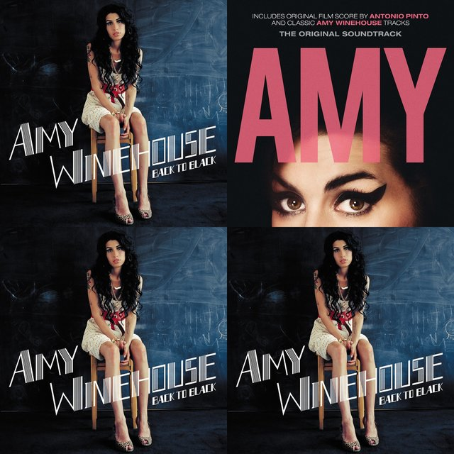 Cover art for album Amy Winehouse - 10. rocznica śmierci by User