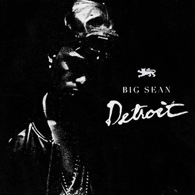 Cover art for album Detroit by Big Sean
