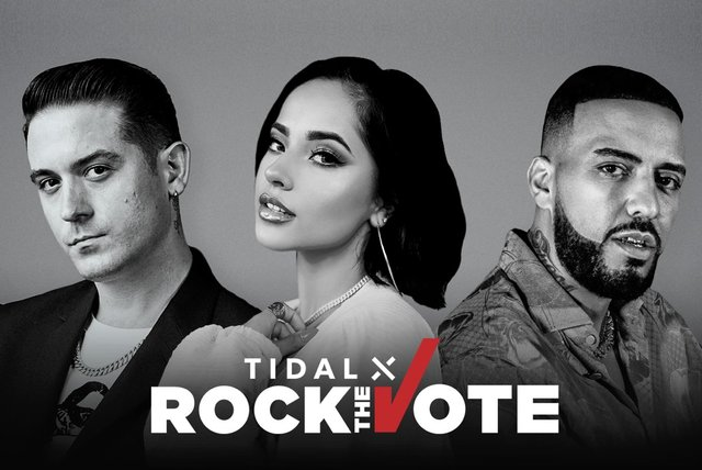Artists Speak Out: TIDAL X Rock the Vote