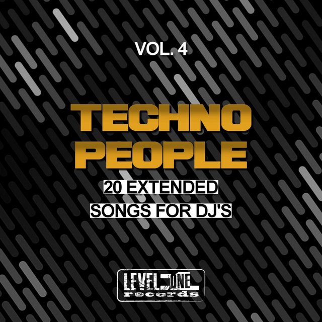 Techno People, Vol. 4 (20 Extended Songs For DJ's)