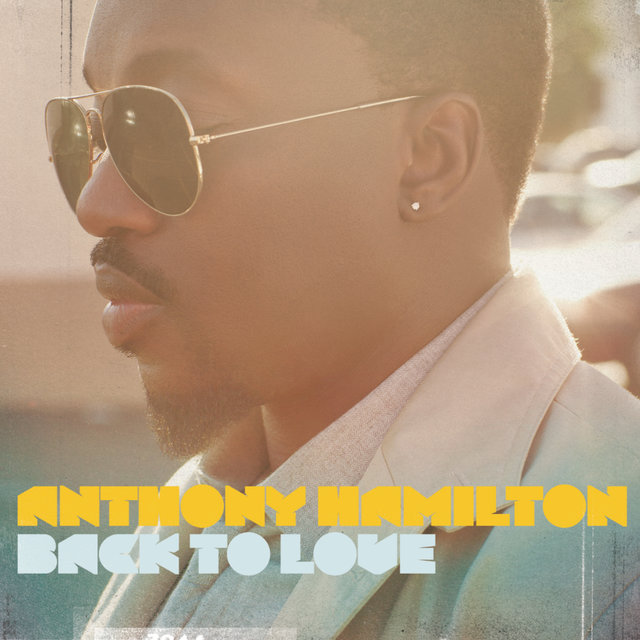 Cover art for album  by Anthony Hamilton