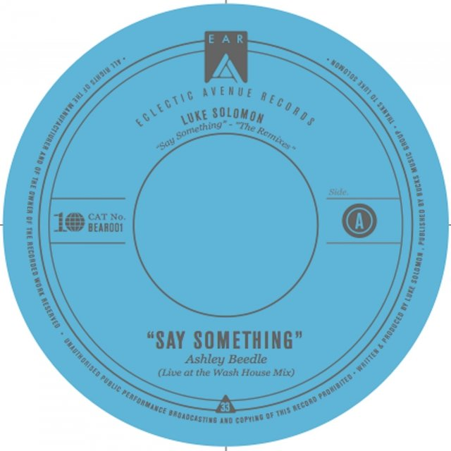 Say Something (Remixes)