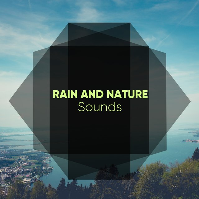 Gentle Natural Rain and Nature Sounds