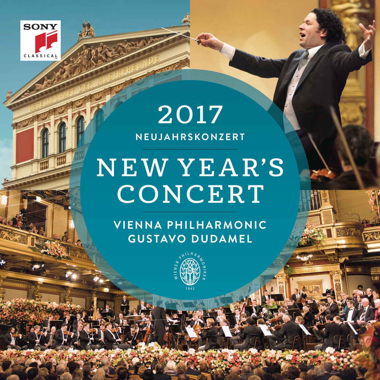 New year's concert 2017 / neujahrskonzert 2017 / gustavo dudamel tidal