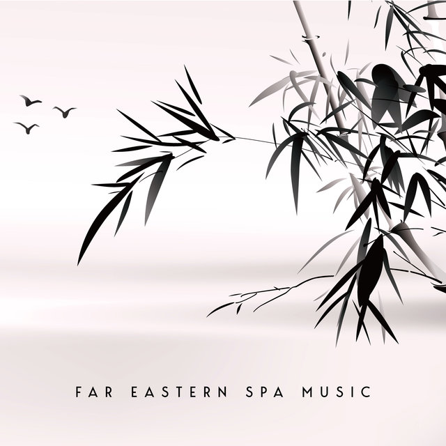 Far Eastern Spa Music: Oriental Instrumental Music, Japanese Therapy, Zen Meditation Music, Nature Sounds, Reiki Healing, Relaxing Massage