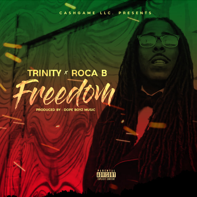 Freedom (feat. Roca B)