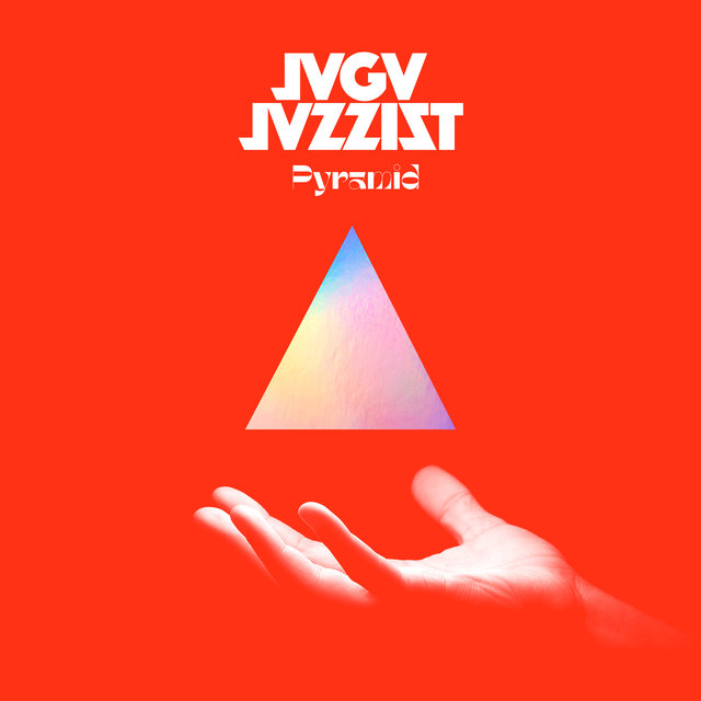 Cover art for album Pyramid by Jaga Jazzist