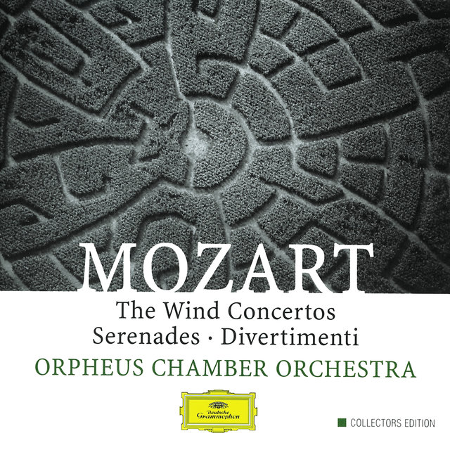 Mozart, W.A.: The Wind Concertos / Serenades / Divertimenti (7 CD's)