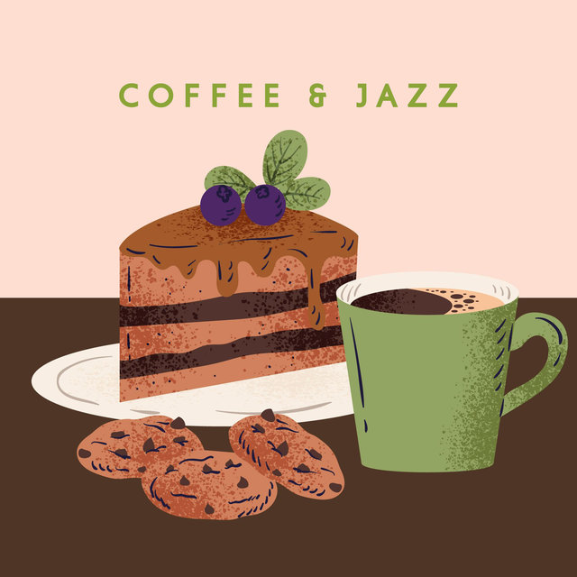 Coffee & Jazz - Relax Music for Everyday Challenges, Calming Time