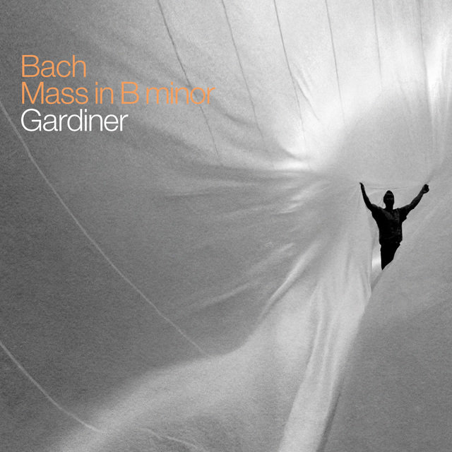 Cover art for album J.S. Bach: Mass in B Minor, BWV 232 by Monteverdi Choir