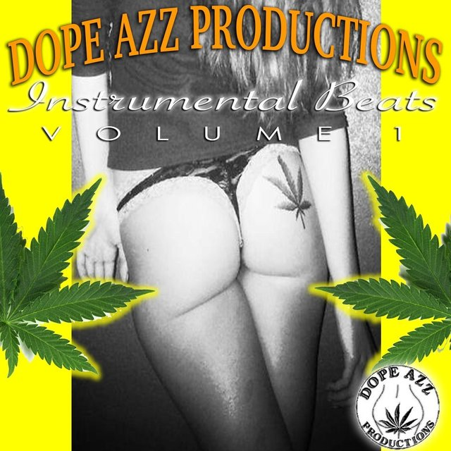 Dope Azz Productions Instrumental Beats, Vol. 1