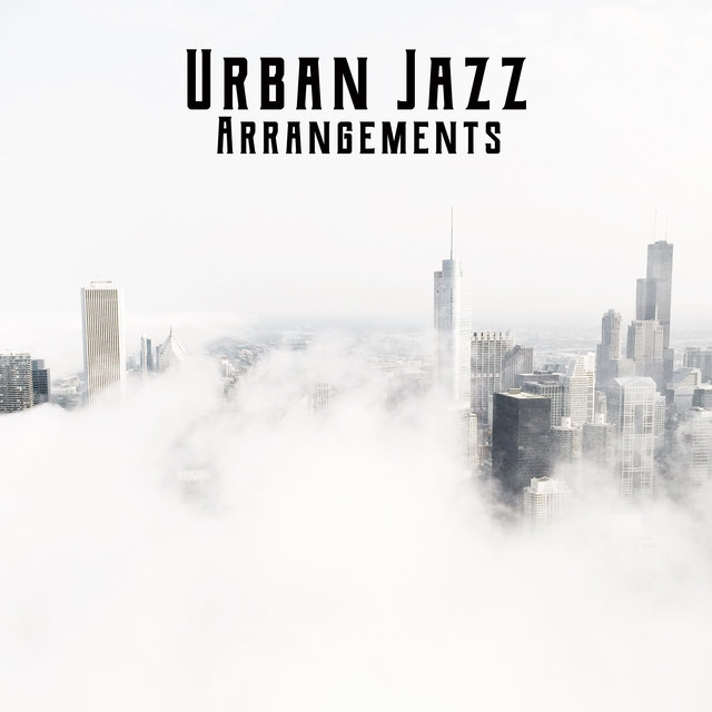 Urban Jazz Arrangements – Brilliant Jazz Lounge Collection, Instrumental Melodies, Piano, Saxophone and Trumpet, Bar, So Nice, Golden Jazz Fusion