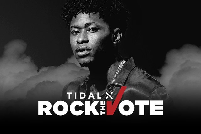 Karma (Live at TIDAL X Rock The Vote)