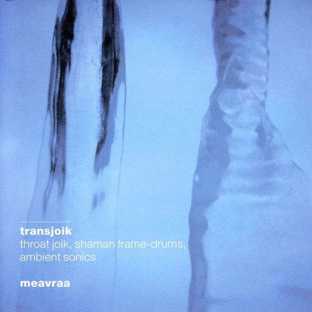 Cover art for album Meavraa- the ancient voice by Transjoik