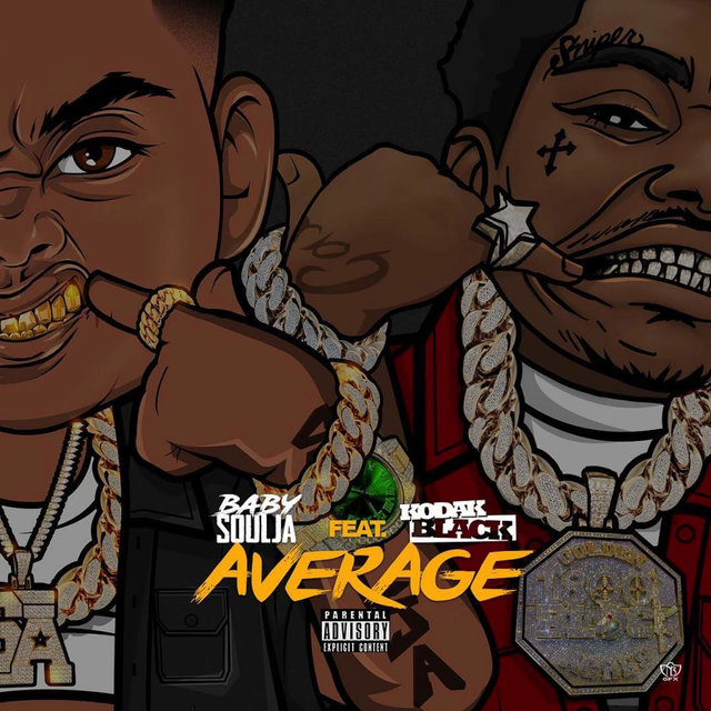 Average (feat. Kodak Black)