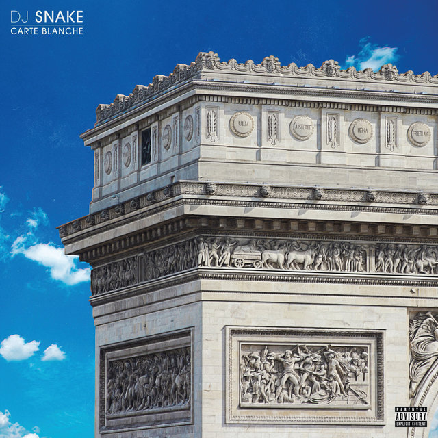 Cover art for album Carte Blanche by DJ Snake