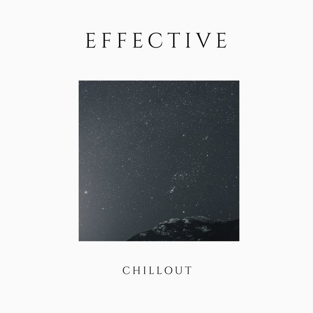# 1 Album: Effective Chillout