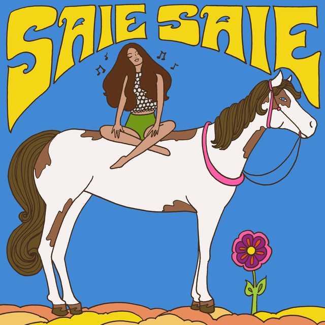 Cover art for album Sailors Daughter by Saie Saie