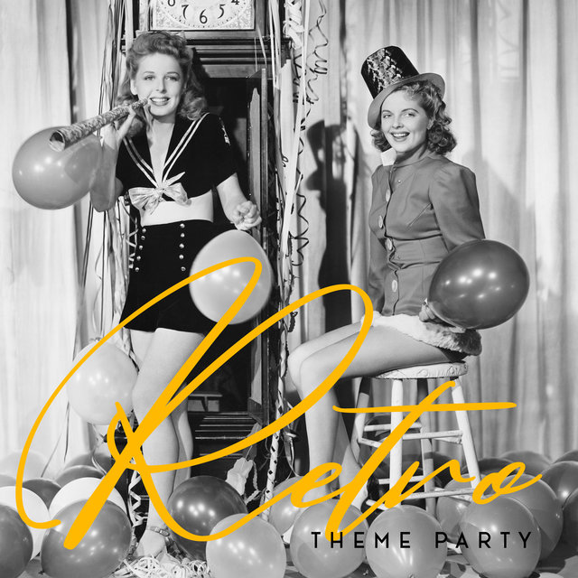 Retro Theme Party - Unique Collection of Vintage Jazz Perfect for an Old-Style Cocktail Party