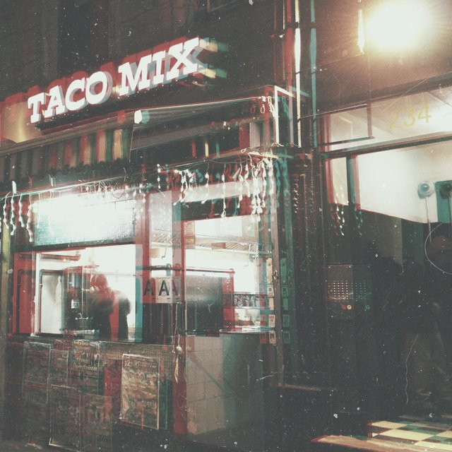 Tacos at Midnight