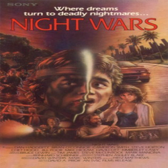 Night Wars (Original Motion Picture Soundtrack)