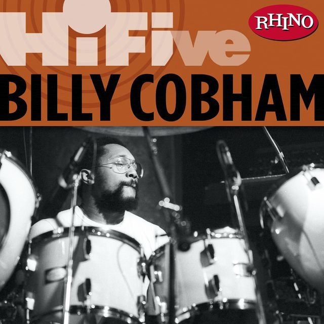 Rhino Hi-Five: Billy Cobham