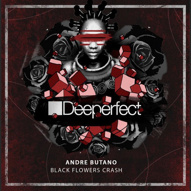 Black Flowers Crash