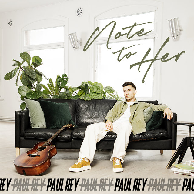 Cover art for album Note To Her by Paul Rey