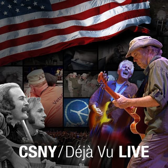 CSNY/Déjà Vu Live (Digital Album)