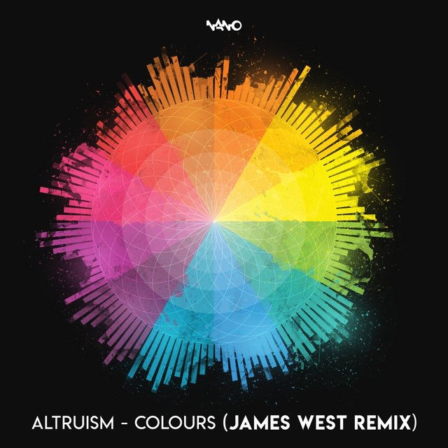 Colours (James West Remix)