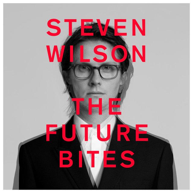Cover art for album THE FUTURE BITES by Steven Wilson