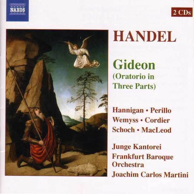 Handel: Gideon (Compiled and Arr. by J. C. Smith)
