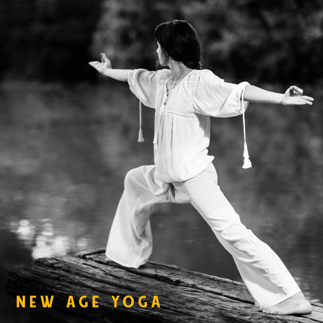 New Age Yoga - Relaxation and Meditation Yoga Healing Music, Nature Sounds Perfect for Yoga, Relaxation Techniques