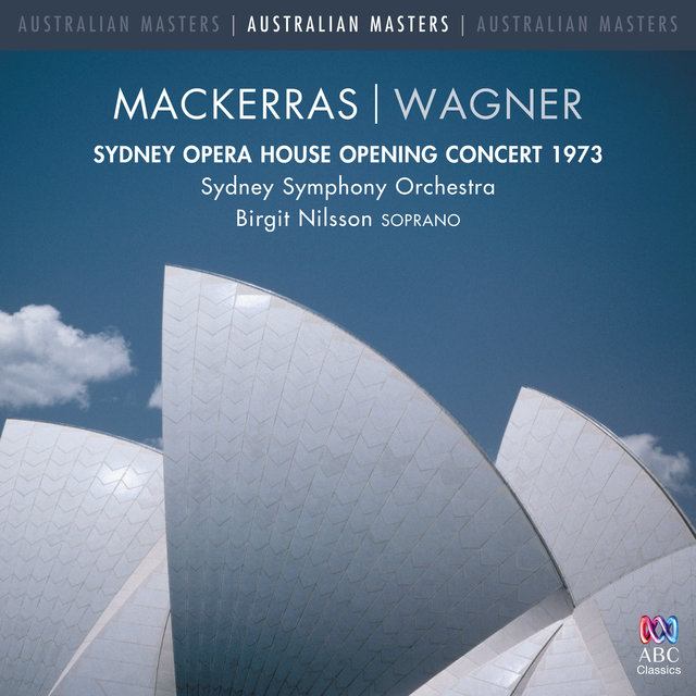 Sydney Opera House Opening Concert 1973 (Live)