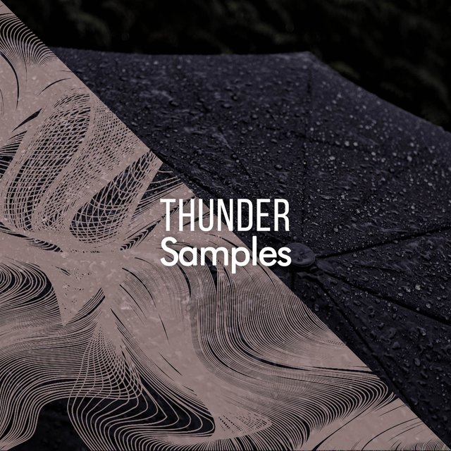 Calming Thunder Relief Samples