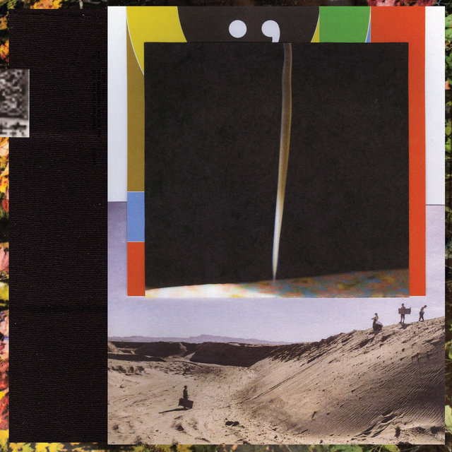 Cover art for album i,i by Bon Iver