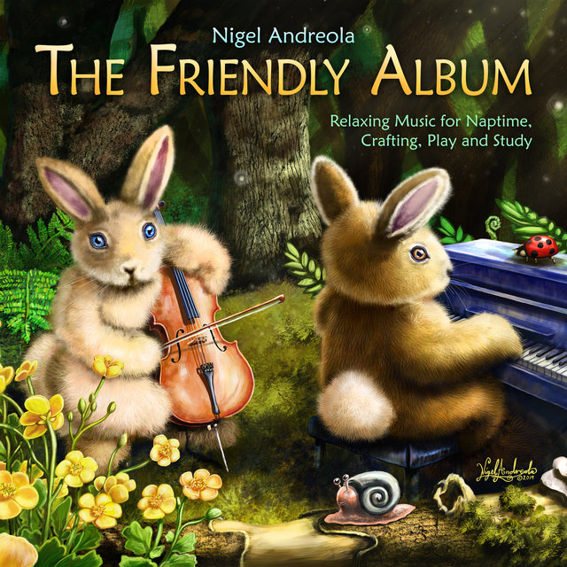 The Friendly Album