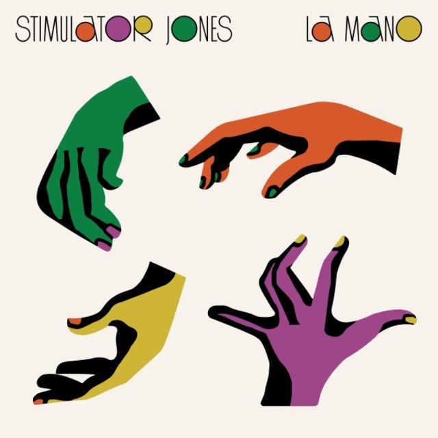 Cover art for album La Mano by Stimulator Jones