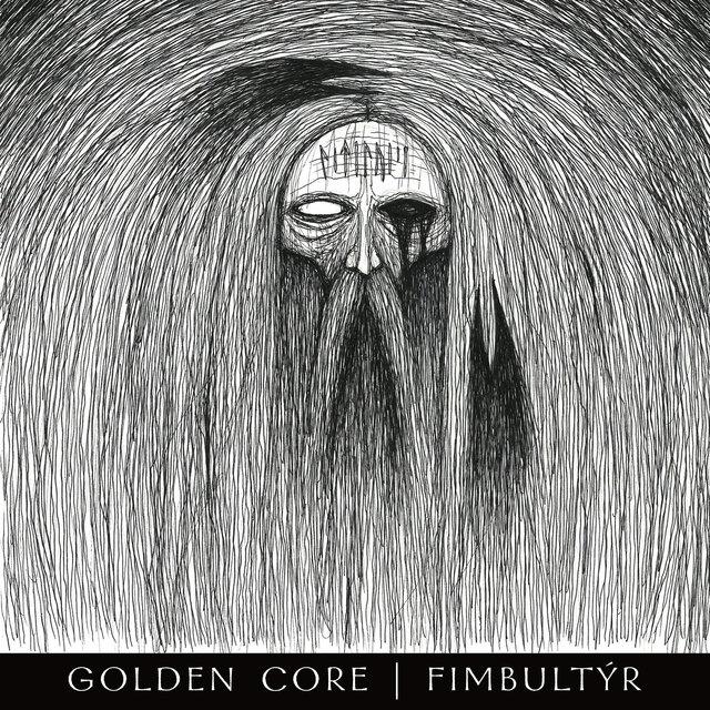 Cover art for album Fimbultýr by Golden Core