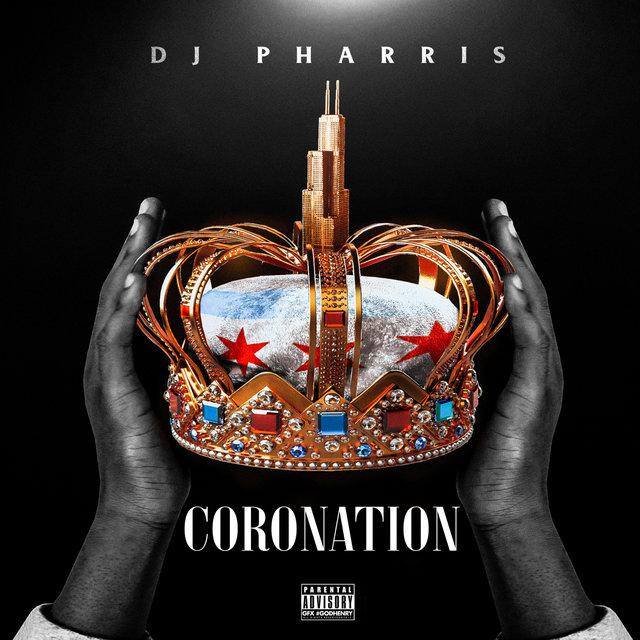 Cover art for album Coronation by DJ Pharris