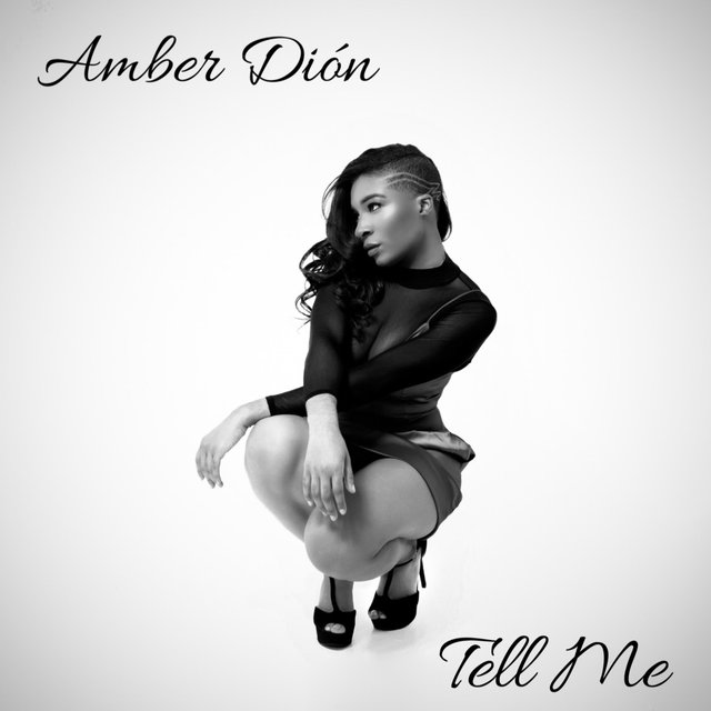 Cover art for album  by Amber Dión