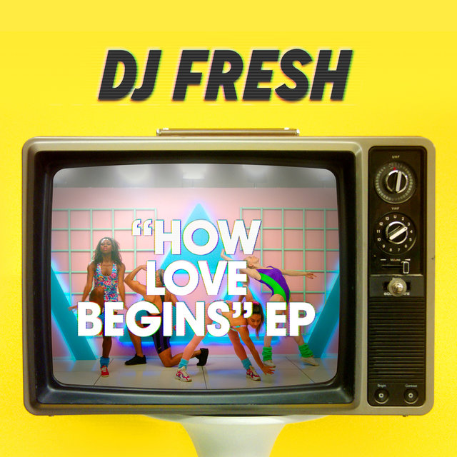 How Love Begins - EP