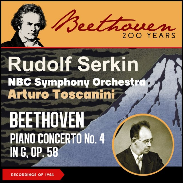 Beethoven: Piano Concerto No. 4 in G, Op. 58