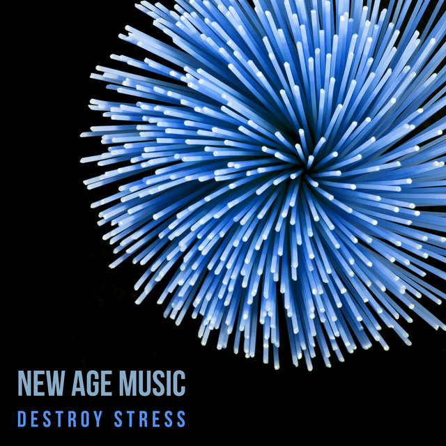 New Age Music Destroy Stress