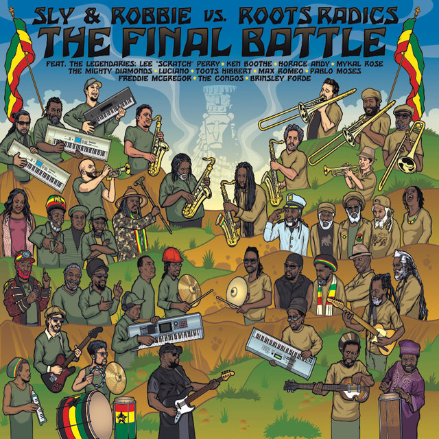 The Final Battle (Sly & Robbie vs. Roots Radics)
