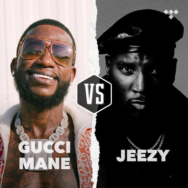 Cover art for album Gucci Mane vs Jeezy by TIDAL