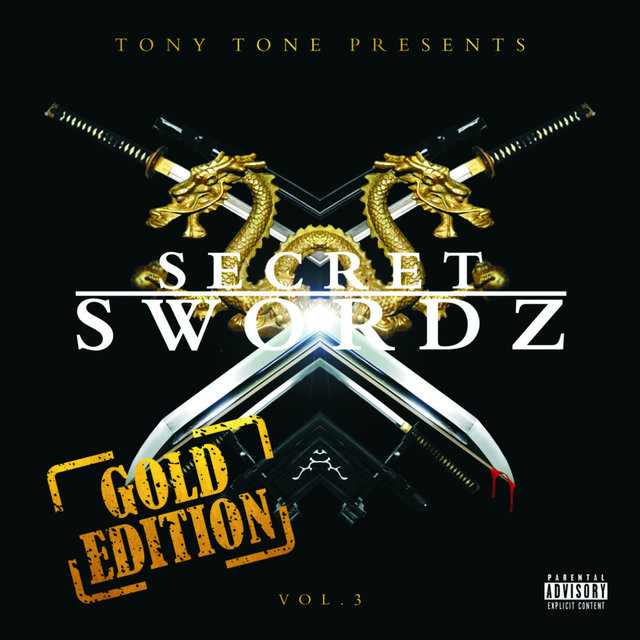 Tony Tone Presents Secret Swordz 3