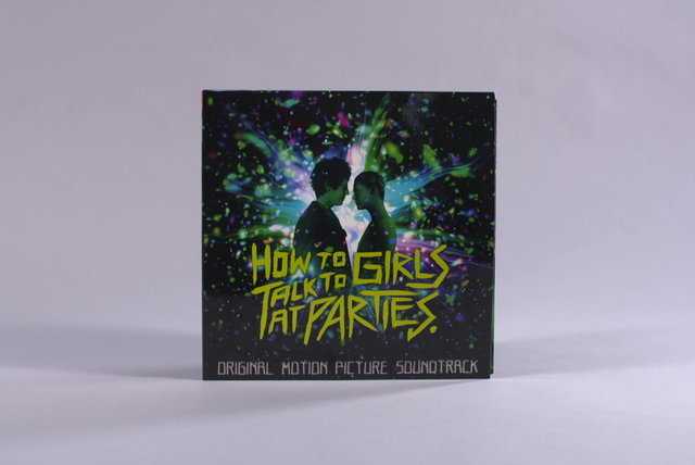 Vinyl Unboxing: How to Talk to Girls at Parties (Original Motion Picture Soundtrack) - Music by Various Artists