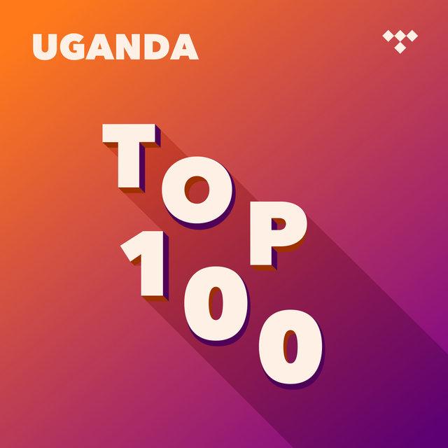 Cover art for album TIDAL Top 100 Uganda by TIDAL