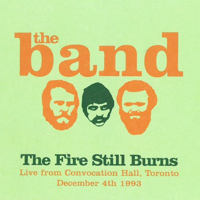 The Fire Still Burns: Convocation Hall, Toronto, Dec. 4th 1993